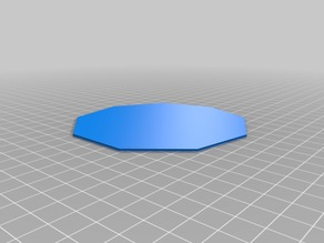 Regular Convex Polygon Library - OpenSCAD