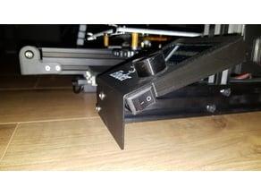 Ender 3 rocker switch mount