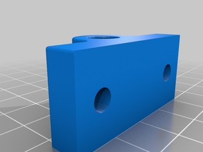 Anet A8 plus - Y-axis rods support 42mm version