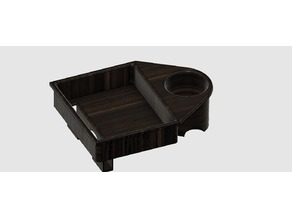 Bandeja Cine 2 - Drink Holder