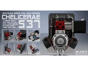 'Chelicerae 537' TEVO Black Widow tool head upgrade