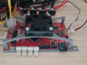 Frame for printrboard