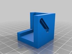 Flashforge Dreamer / PowerSpec Ultra Glass Bed Spring Loaded Corner Bracket