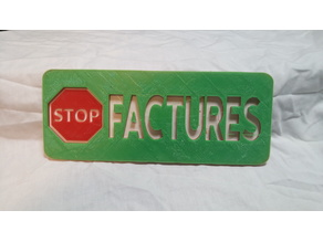 STOP factures