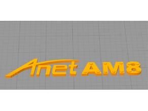 Anet AM8 logo