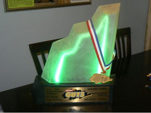 Aggro Crag Trophy By Hobgoblinsteve Thingiverse