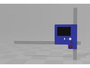 RepRapDiscount Smart Controller mount