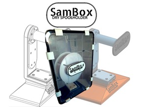 SamBox Dry SpoolHolder