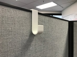 "Cubicle Hook (2"" Walls)"