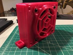 MKS BASE v1.5 Case (Fits 80mm fan)