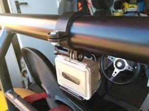 GoPro rollbar mount