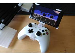 Xbox game controller dock for Pixel 2 XL