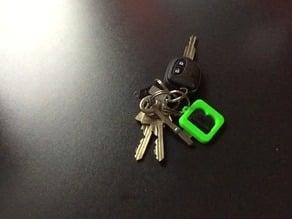 BEME logo as Keychain