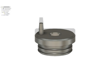 Sealingcap for E-Cylinders