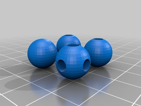Projectiles for Micro Catapult - 12mm