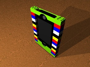 iBrick: The iPhone Lego Connector