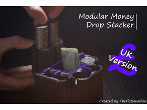 Modular Money Drop Stacker (UK Version)