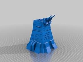 XX-9 Turbo Laser Tower for Star Wars Legion