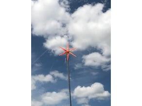 Éolienne nema17 générateur