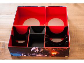King of Tokyo Box Organizer