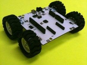 Rampage Robot V4 Base