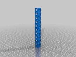 Raise3D N2 Temp Calibration Tower v3
