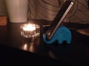 Elephant Phone Holder