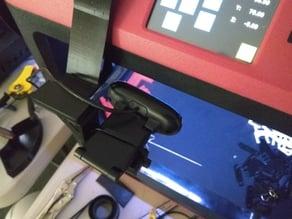 Flashforge Finder camera mount (webcam) no tools C170/C270 Logitech etc.