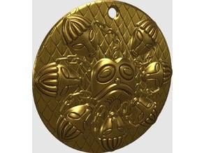 Ogma Medallion