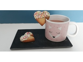 Valentines Day cookie cutter