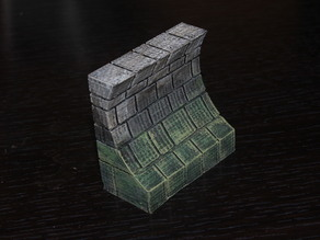 Openforge Sewer Wall