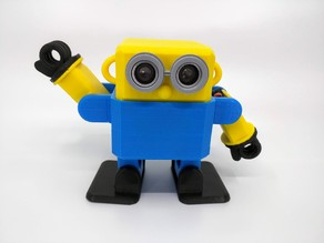 Minion_Otto+ with arms