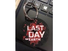 Llavero Last day on earth