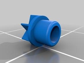 4mm MAS Rotor Cap