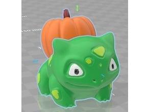 Halloween Bulbasaur