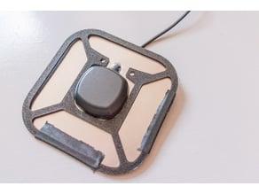 GPS antenna ground plane cutting & placement helper (Emlid Reach RTK, Tallysman TW4721)