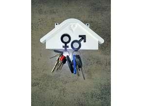 Keyholder male/female