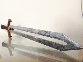 Mandalorian Custom Blade