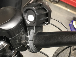 Bicycle Headlight Mount for 35mm Fat Bars