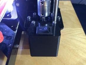 p3steel switch mount