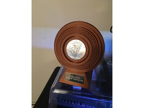 Clay Target Trophy