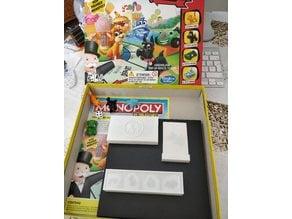 Monopoly Junior cases