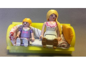 sofa for playmobil
