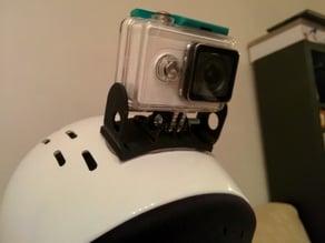 Gath helmet GoPro/XiaomiYi Para Mount