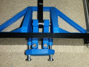 Anet A6 A8 Y belt tensioner
