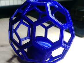 Ball in Buckyball