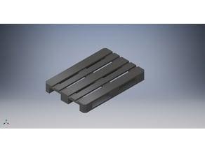 EUR-Pallet 1:10 scale