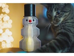 Mr. Dazzle Snowman Light