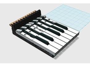 Keyboard Octave Set