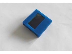 """0.96"""" 128x64 OLED Snapfit case"""